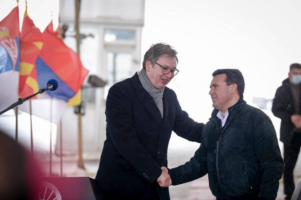 Заев: Ова е израз на пријателска и соседска подадена рака за поддршка и прва помош за македонските граѓани