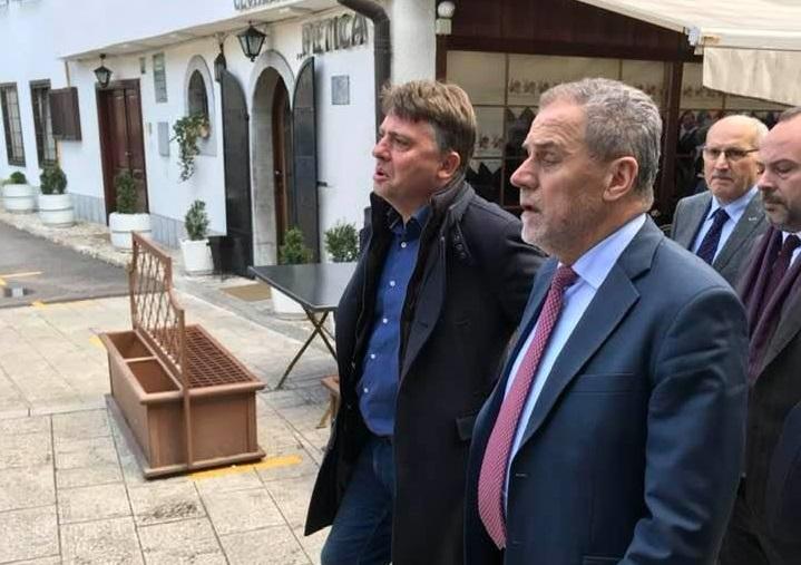Шилегов се прости од Бандиќ: Скопје загуби голем пријател