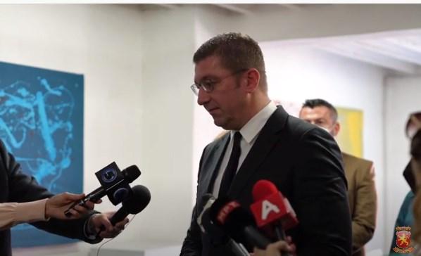 Мицкоски: Од Азески нема да слушнеме збор или два за најкорумпираната и најкриминалната Влада на Балканот