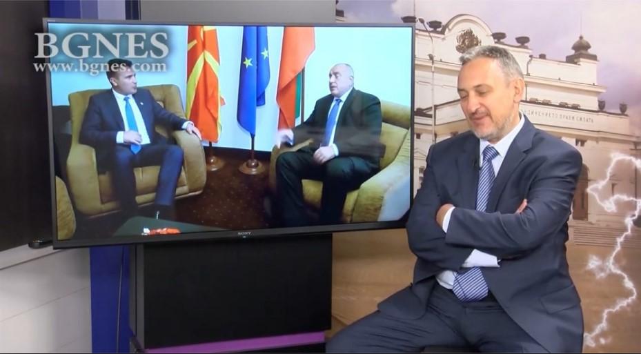 Заев преку Георгиевски ја спроведува најпредавничката политика која може воопшто да му се сервира на македонскиот народ