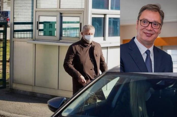 Приведен првиот човек на српскиот фудбал, одбил полиграф за вмешаност во подготовката на атентат врз Вучиќ