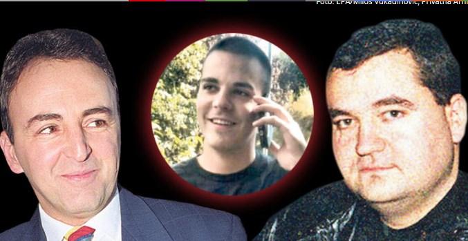 Данок во крв: Одмазда е причина за убиството на синот на нарачателот на ликвидацијатa на Аркан