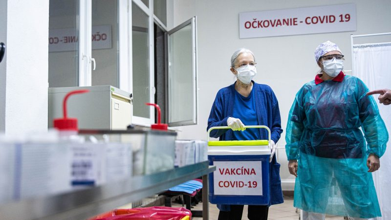 Словачка бара европски систем за позајмување вакцини