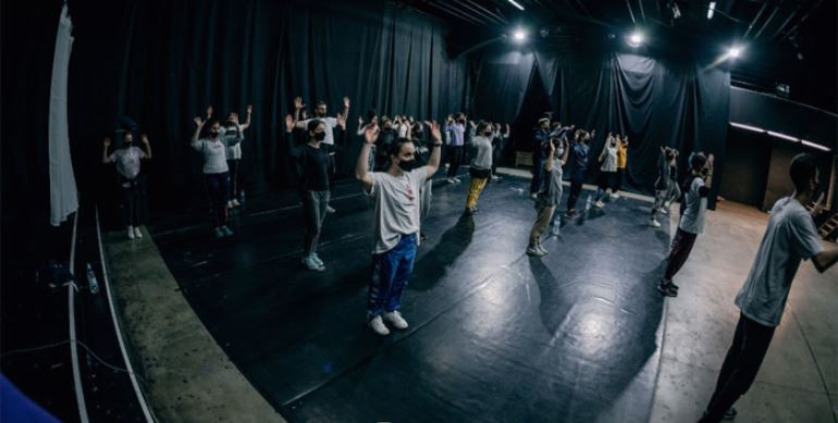 Професионализација на уличните танци во Македонија