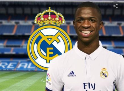 Mу се заарни во Мадрид: Винисус сака цела кариера да остане во Реал