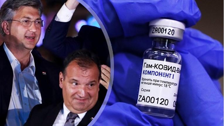 Им здодеа да чекаат на ЕУ: Хрватска нарачува два милиони вакцини од Русија