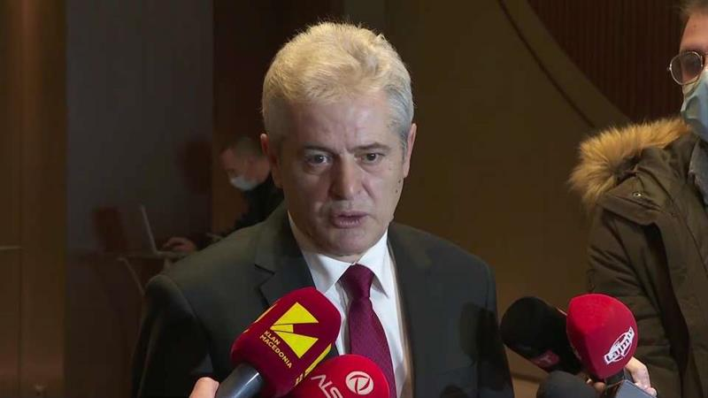 Ахмети: Предвремени избори не се потребни, институциите се функционални