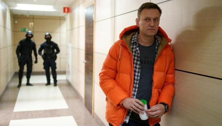 Алексеј Навални преместен од затворот во Москва