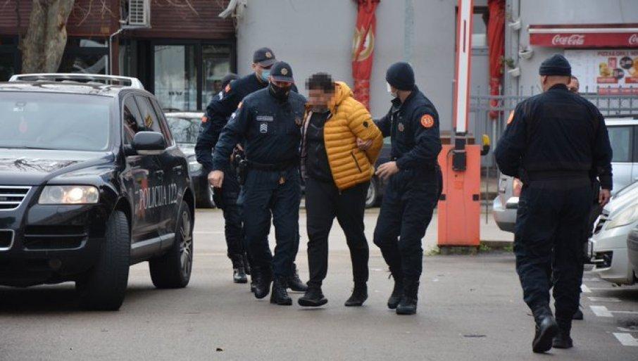 Спектакуларно апсење во Црна Гора: Уапсени 24 лица за шверц на 2,5 тони марихуана