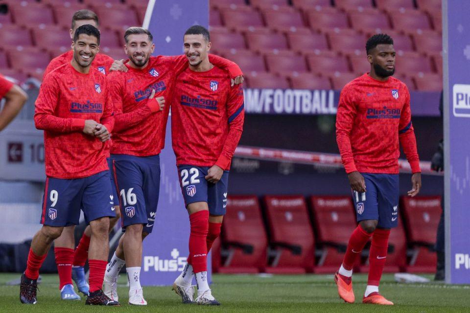 Нови позизтивни во Атлетико Мадрид: Шест играчи нема да играат против Селта