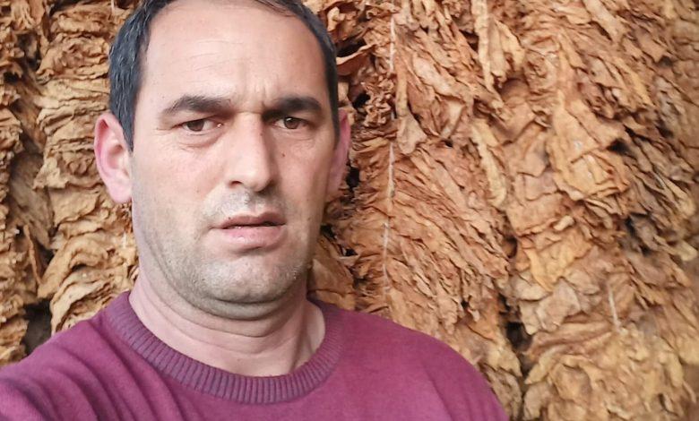 Еџевит Ајдароски: Долнени е на колена од катастрофалниот откуп на тутунот