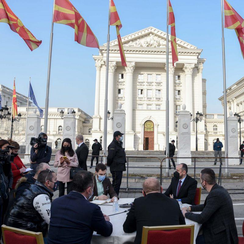 Свадба пред Влада – Бетиќи главен гостин, домаќините разочарани