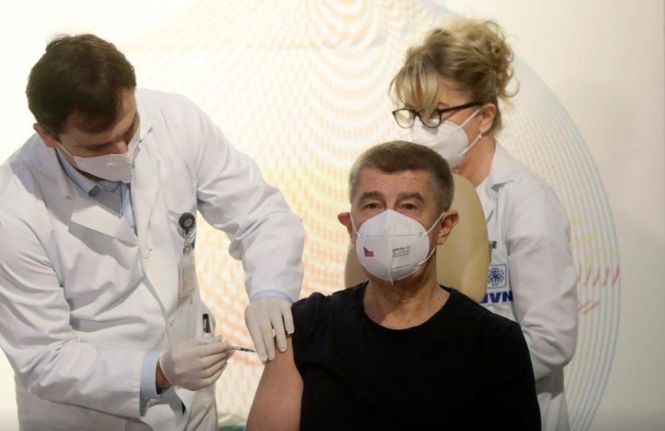 """Чешка изрази интерес за набавка на руската вакцина """"Спутник"""""""