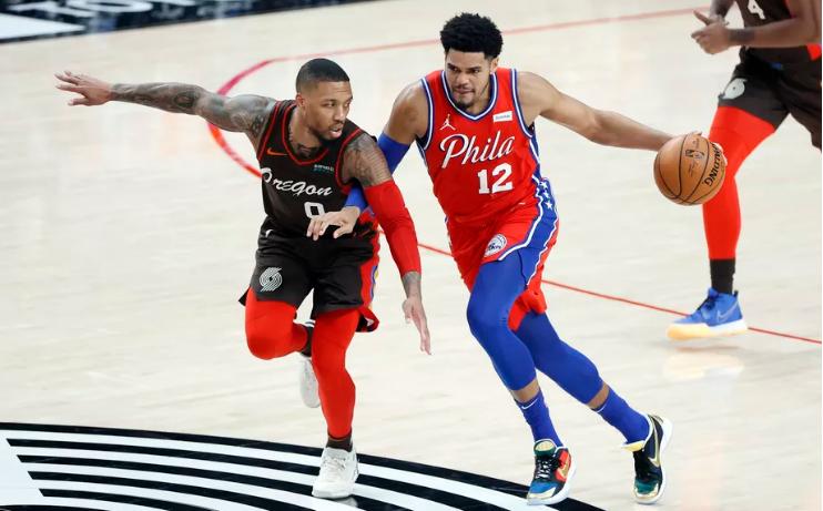 Филаделфија со многу драма загуби во Портланд, но ја чува првата позиција на Истокот во НБА