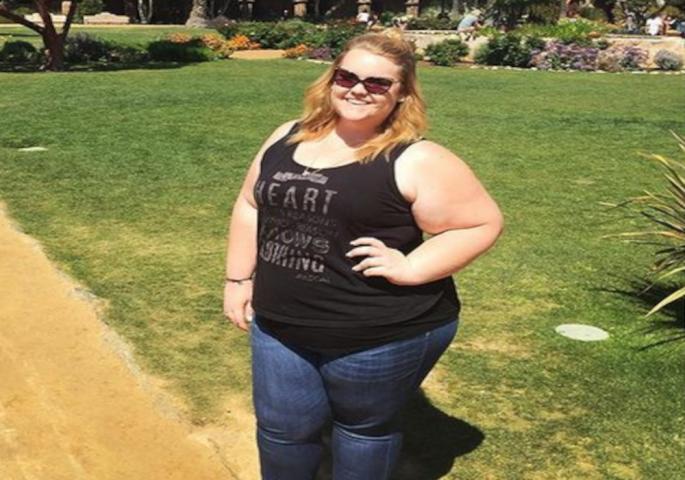 Kриел дека се во врска зошто била дебела, по раскинувањето ослабнала 92 килограми