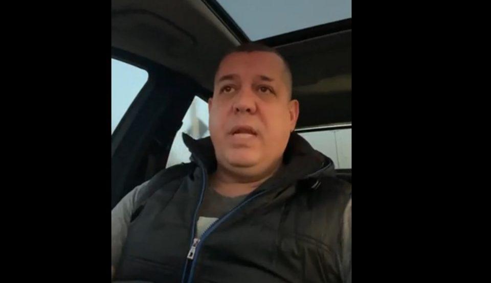 Драги Бастион зборува за полицискиот терор на струмичкиот началник