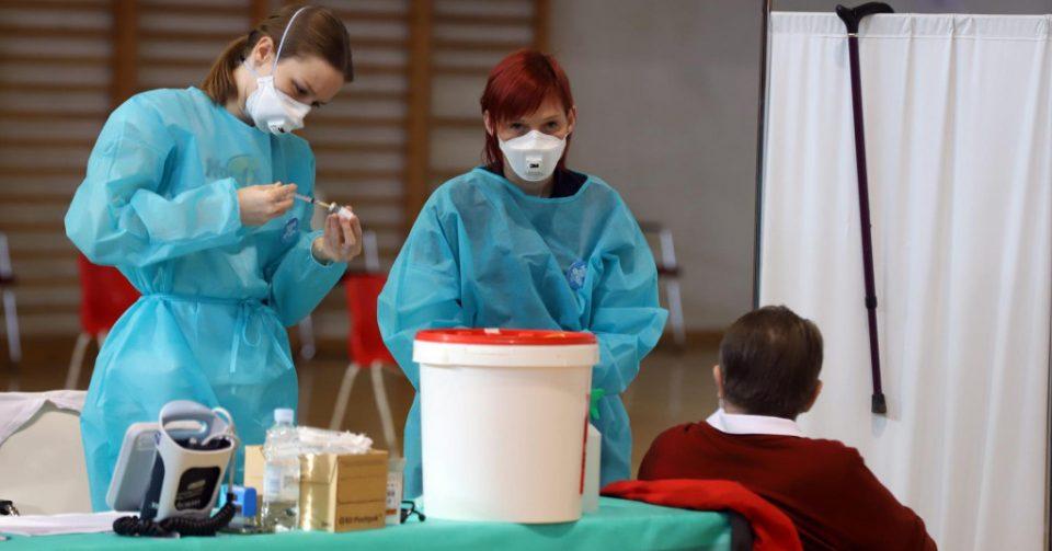 Во Загреб почнува масовна вакцинација