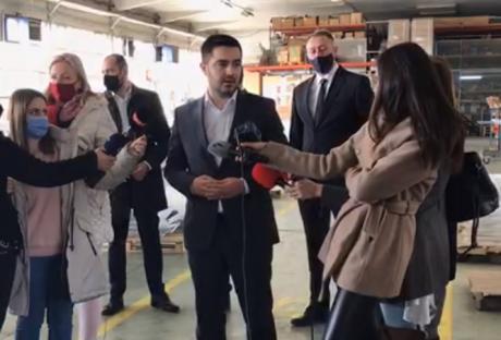 Бектеши: Повеќето од барањата на угостителскиот и туристичкиот сектор ќе бидат прифатени