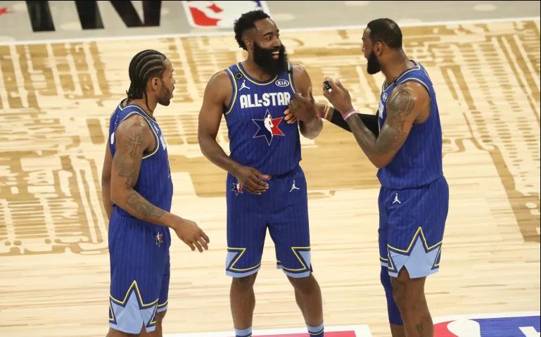 Харден и Лилард ги предводат НБА олстар резервите