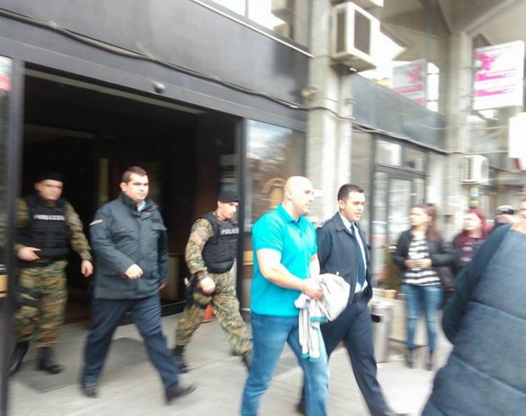 Вратен на старото: Игор Спасов пренесен во КПУ Идризово