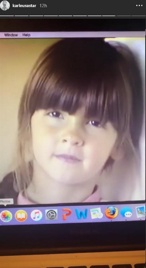 Го препознавате ли девојчето на фотографијата?