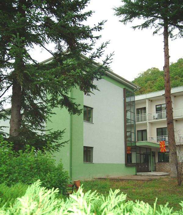 Кластер во Заводот за кардиоваскуларни болести во Охрид