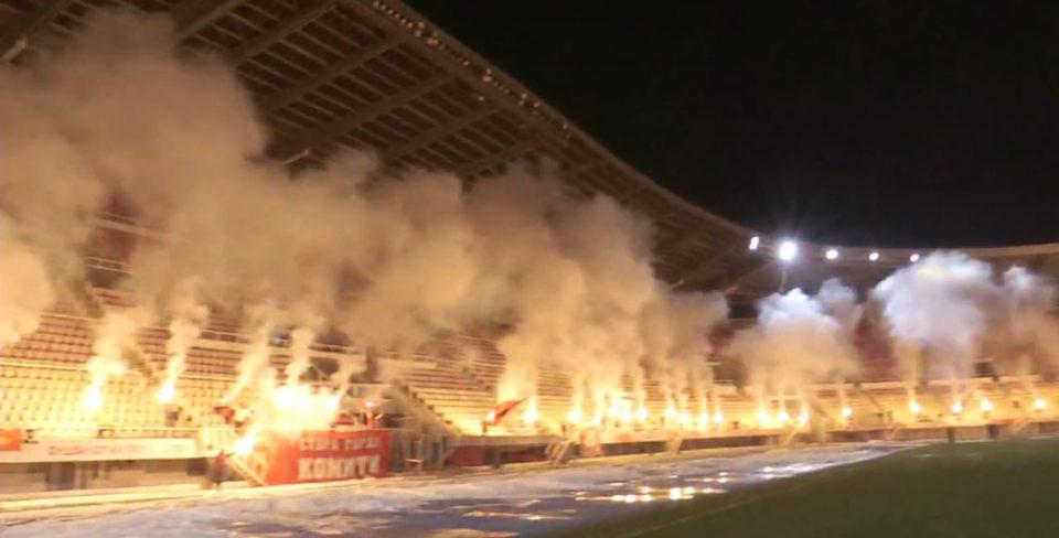 Гори Градски стадион – Комити имаат перформанс