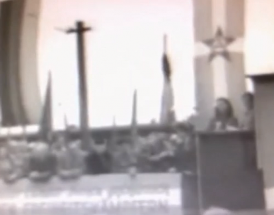 Егејка која се борела во грчката армија се обраќа на македонски јазик во Потсдам во 1949 година