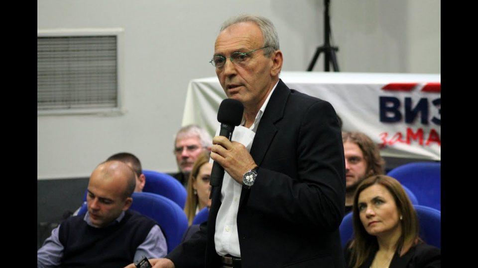 Кривична за д-р Гоце Чакароски, советникот за здравство на Заев