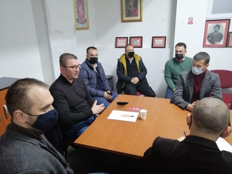 Мицкоски од Кочани: Правдата ќе победи кога Заев ќе падне, а македонската пролет доаѓа!