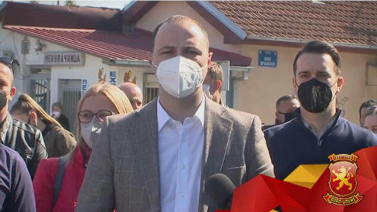 Мисајловски: 80.000 потписи за една недела е навистина добар ветер во грб, да ставиме крај на политичкиот попис кој што го наметнува власта