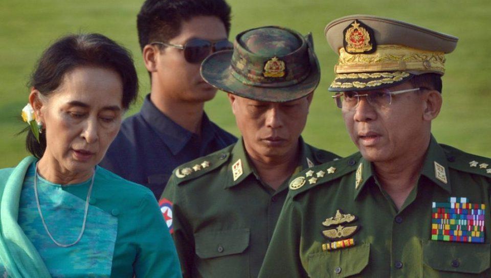 Војската ја уапси Премиерката и ја презеде власта: Државен удар во Мјанмар