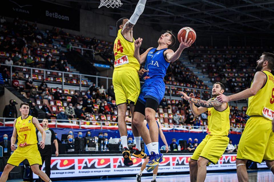 Македонија денеска игра за пласман на кошаркарското ЕП!