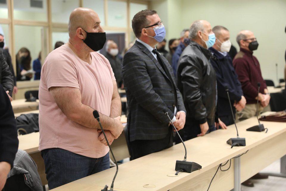 """Судот го уважи барањето за притвор за осудените во """"Монструм"""""""