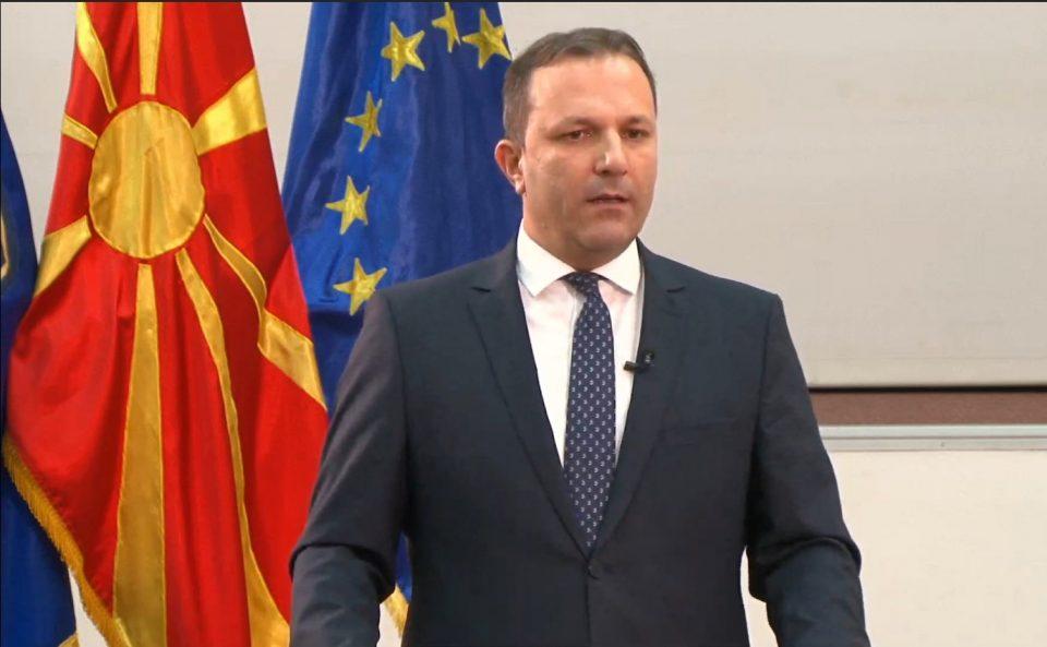 Спасовски не поднесува оставка, според него системот е виновен за бегството на Мијалков