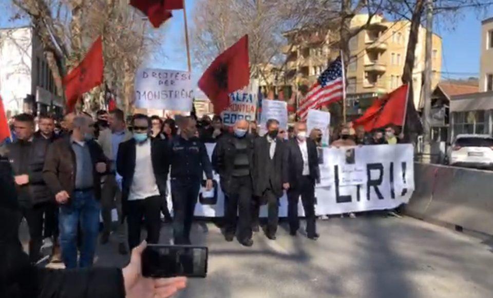 """ВО ЖИВО: Почна протестот за """"Монструм"""""""