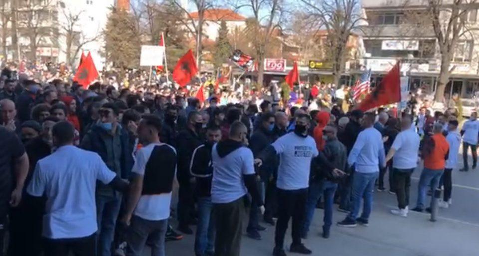 """Се бара притвор за тројца демонстранти за пресудата за """"Монструм"""""""