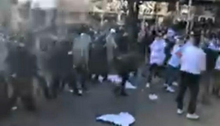 """Притвор за уште еден насилник од протестите за """"Монструм"""""""