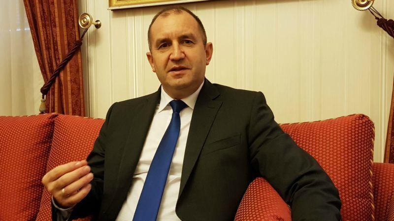 Синот на претседателот Радев уапсен во Софија