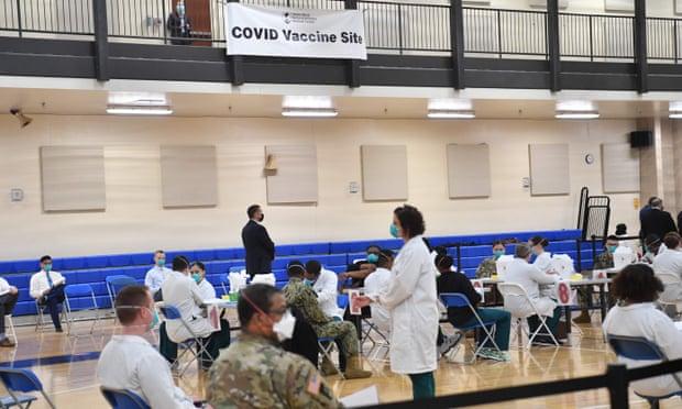 САД стравуваат од четврти бран на епидемијата поради новите мутации на корона вирусот