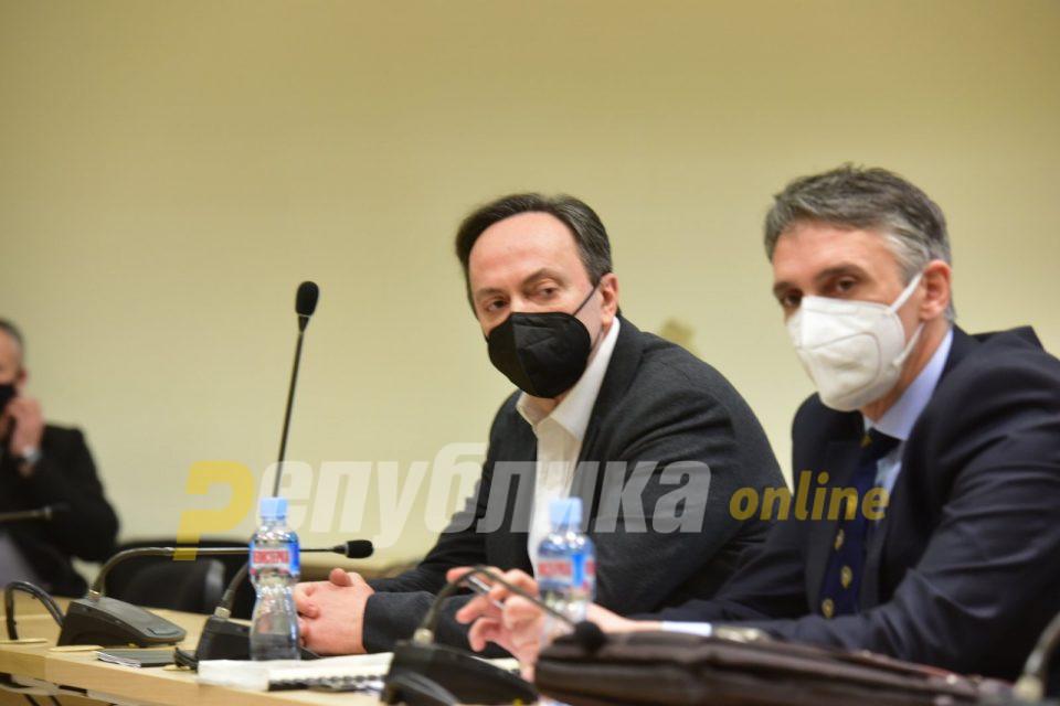 """Затвор од 55 години и 10 години условни казни за 11 обвинети во """"Таргет-Тврдина"""""""