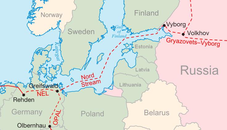 """САД ќе ги поштеди германските фирми од санкциите поради проектот """"Северен тек 2"""""""