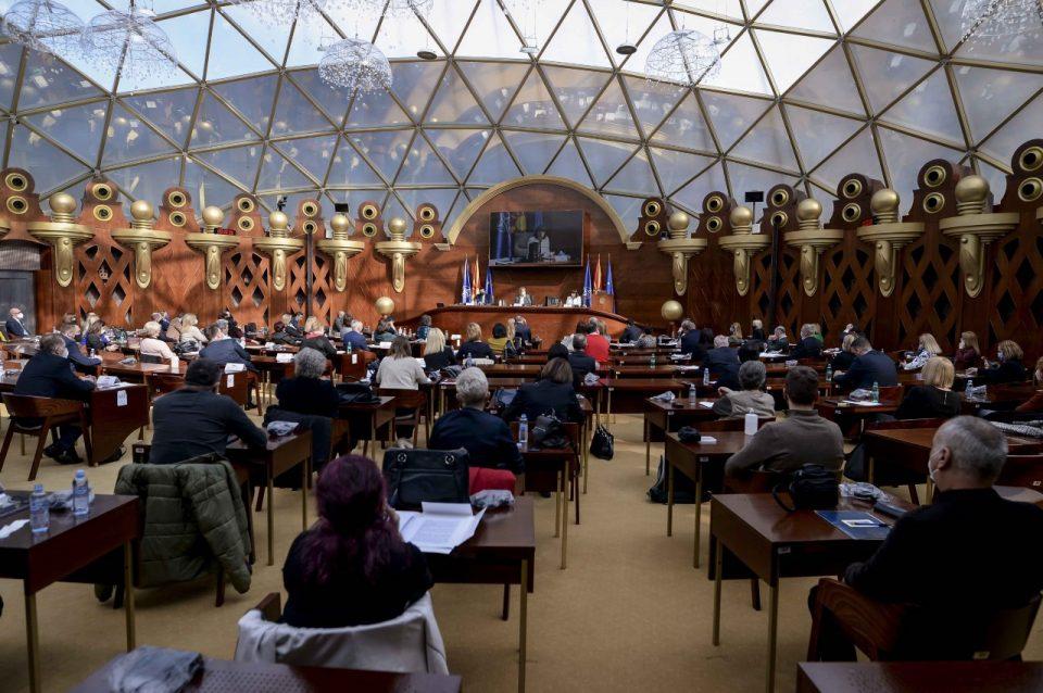 Денеска нов обид за седница, ВМРО-ДПМНЕ ќе присуствува само на таа за економските мерки