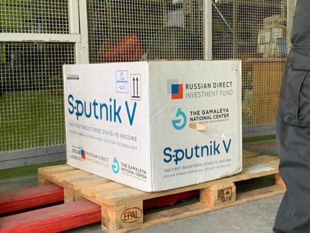Република Српска ги доби првите 2.000 дози од руската вакцина Спутник V