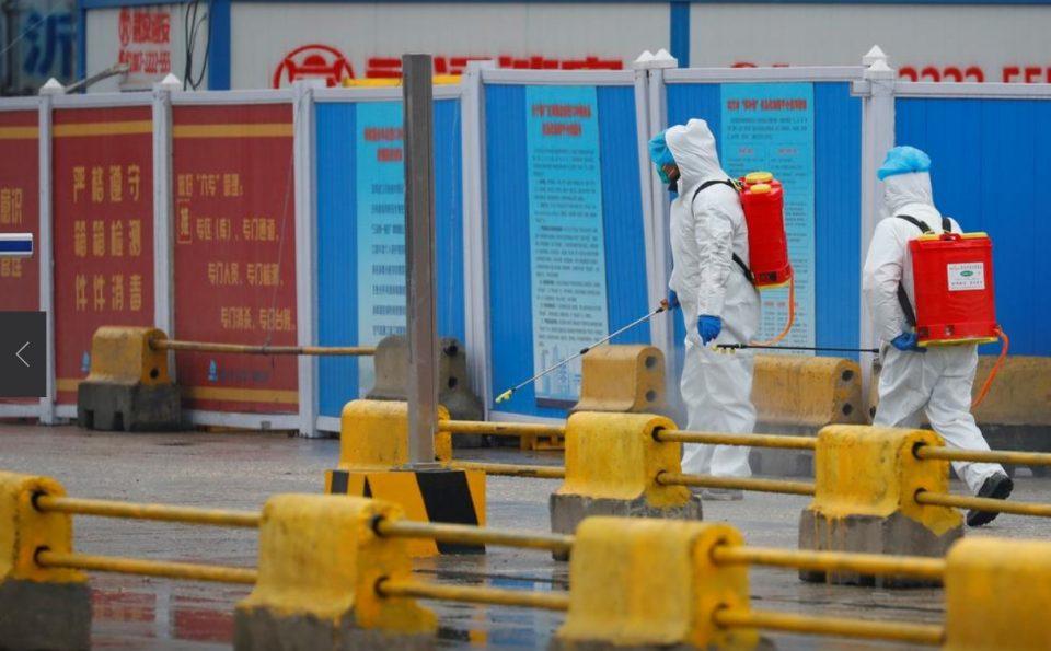 """СЗО истражува дали коронавирусот """"излегол"""" од лабораторија од Вухан"""