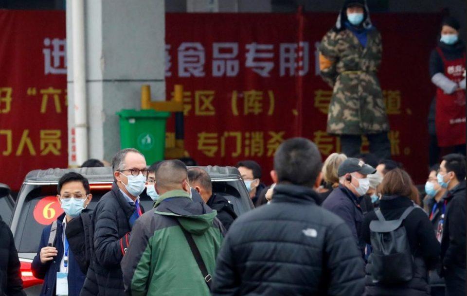 Кина одбила да ги даде необработените податоци за пандемијата на експертите на СЗО