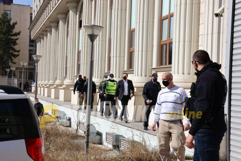Шврговски: Затворскиот притвор на Мијалков е спротивен на законот