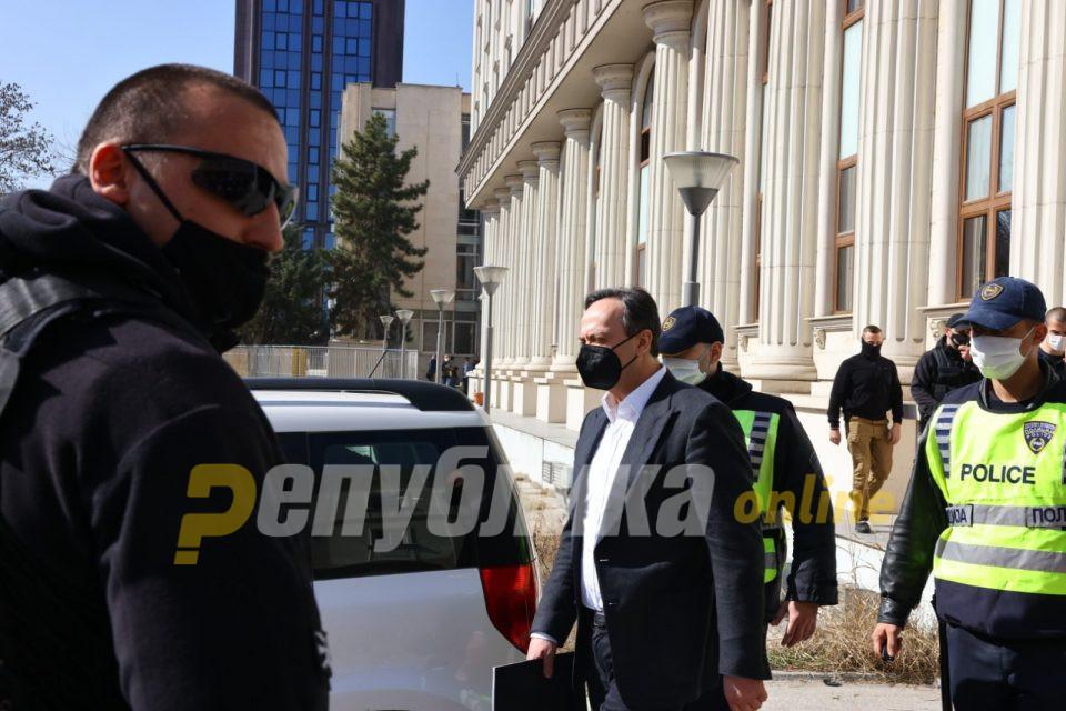Тасева: Очекувам и предметот против Мијалков да застари како тој за Бучковски