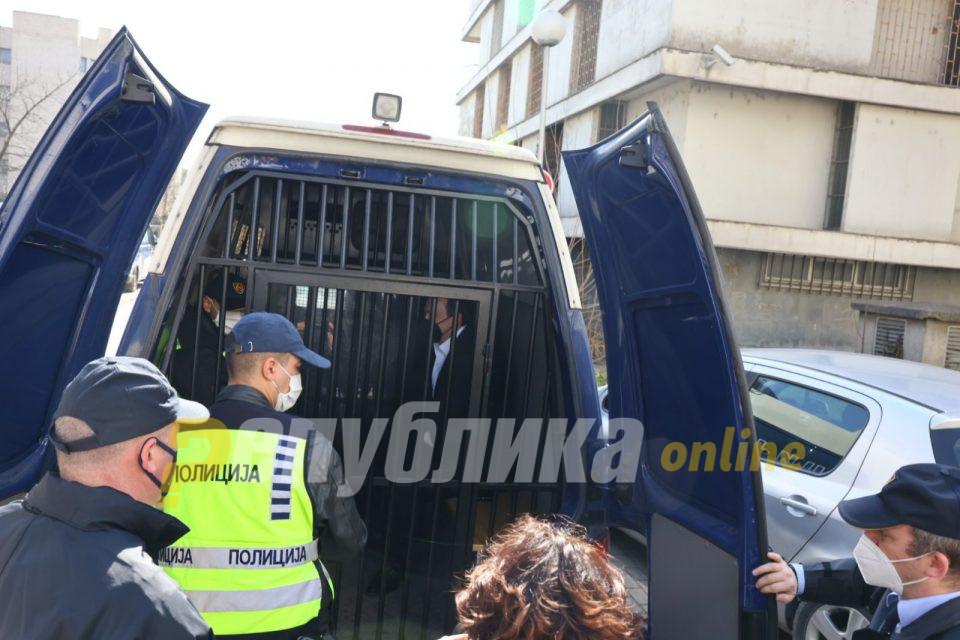 """Мијалков оди во притвор во """"Шутка"""""""