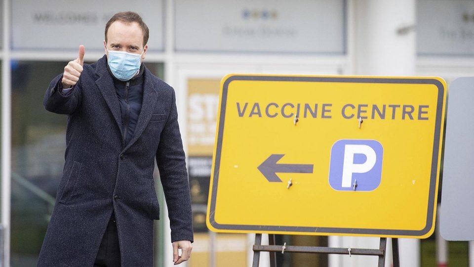 Британија со помалку починати од Македонија и половина вакцинирано население